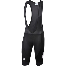 Sportful Neo Bib Shorts Heren, black/white